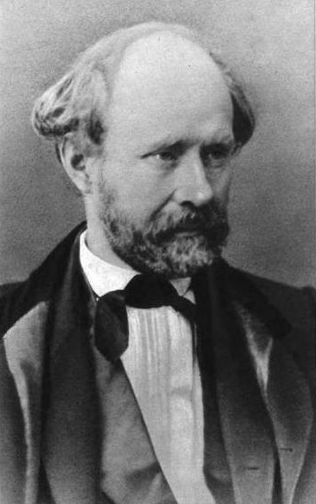 Friedrich Hebbel - Friedrich-Hebbel