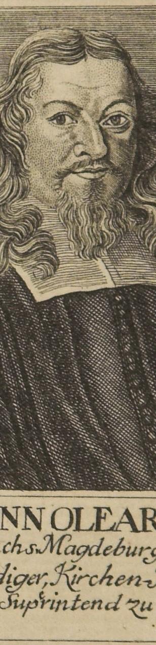 Johannes Olearius